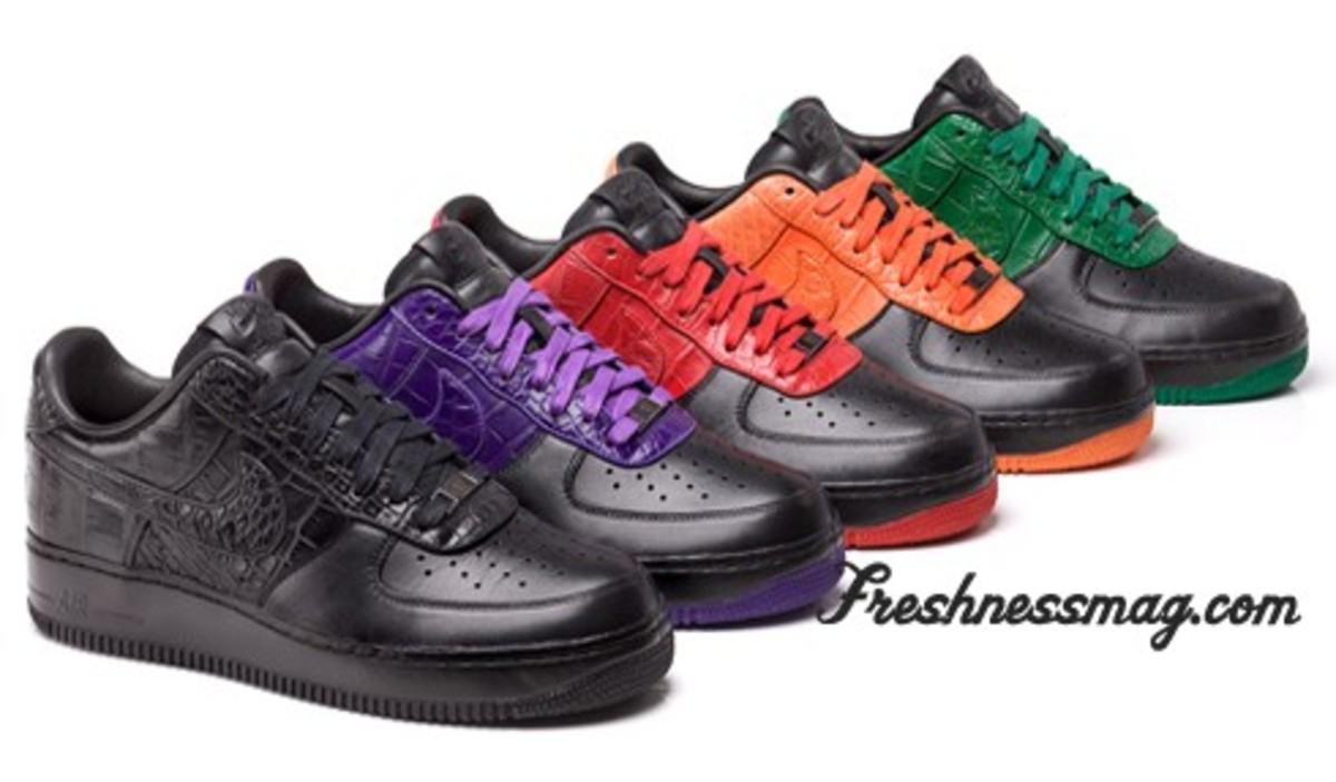 Nike Sportswear - 21 Mercer Street - Air Force 1 Lux