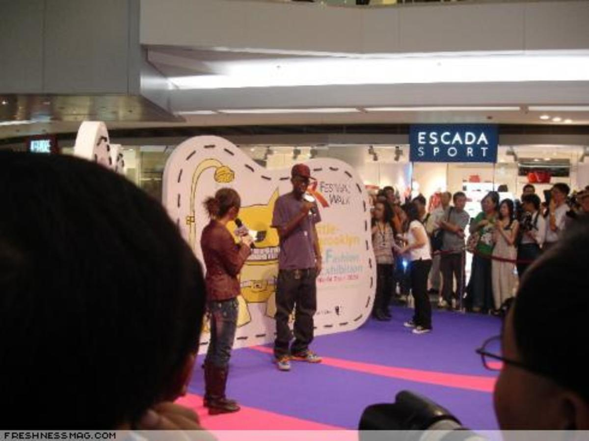 Little-Brooklyn Fashion Exhibition @ Hong Kong - 4