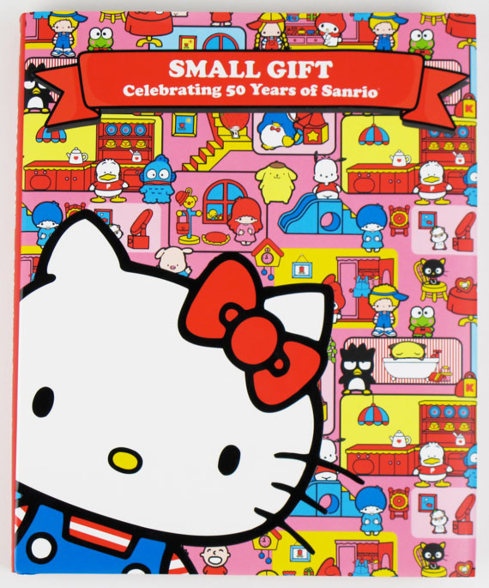 sanrio-small-gift-50th-anniversary-book