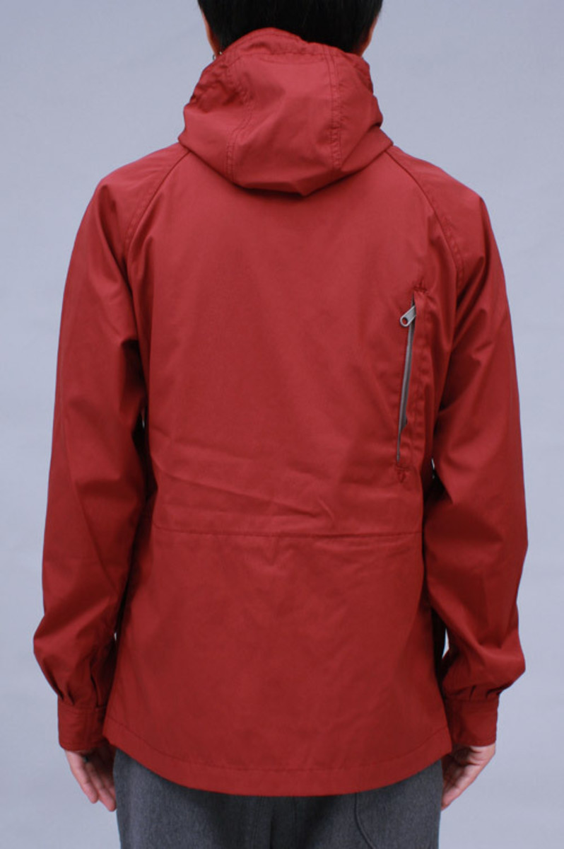 Mountain Parka Red 2