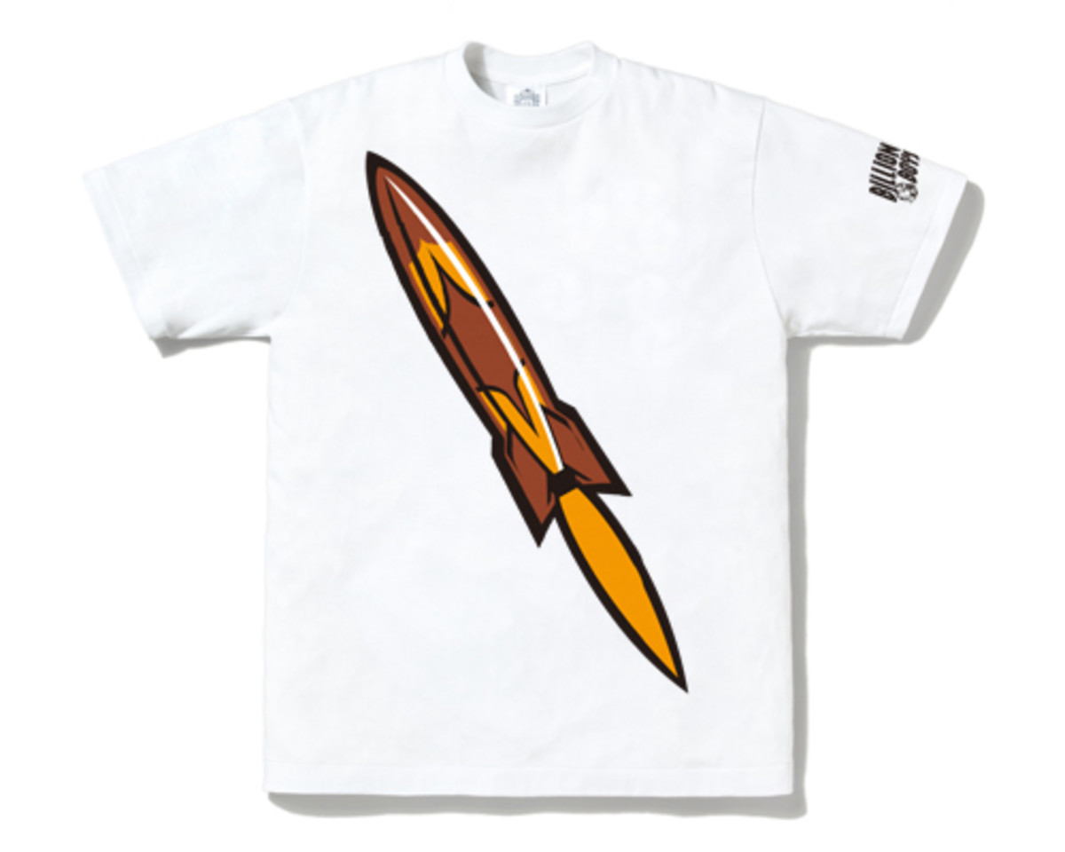 Series 11 Rocket #2 T-Shirt