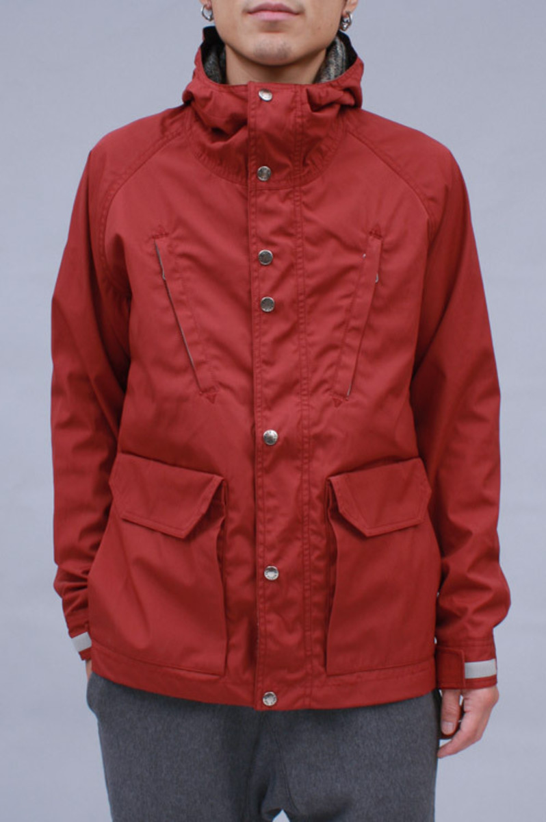 Mountain Parka Red