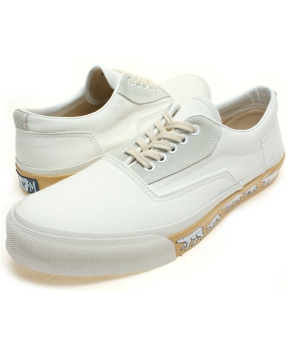 Deck Sneakers White 2