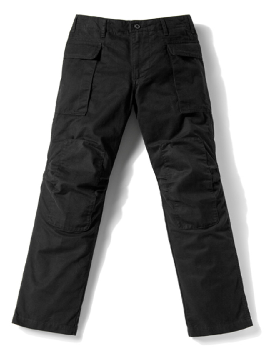 Side Pocket Knee Pad Pants