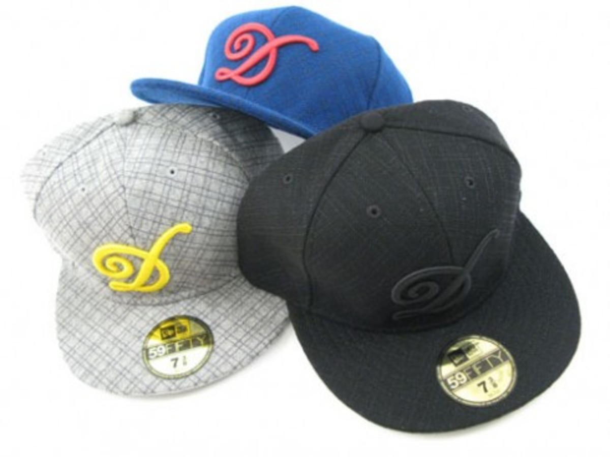 Dave's Quality Meat x New Era - Wool Quilted Cap