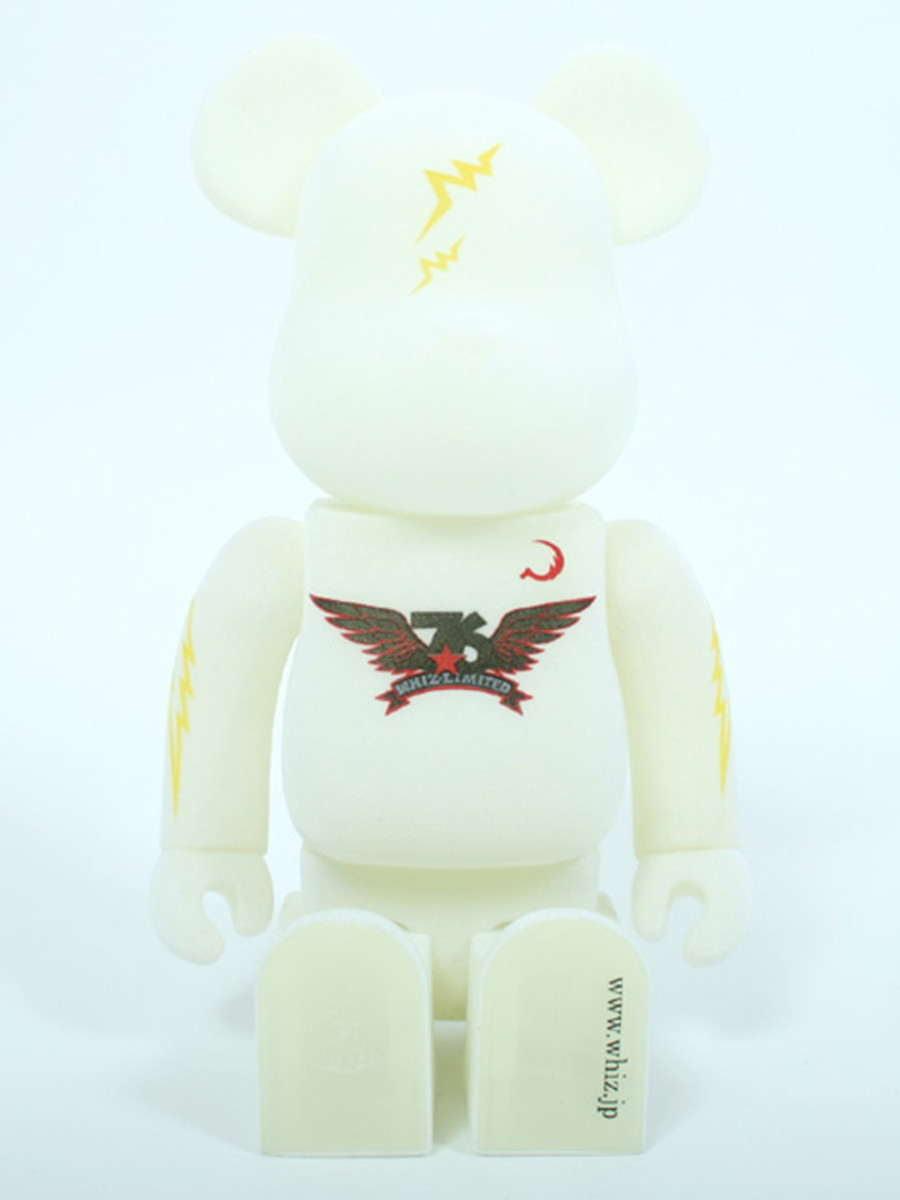 10th Anniversary Bearbrick 400 4