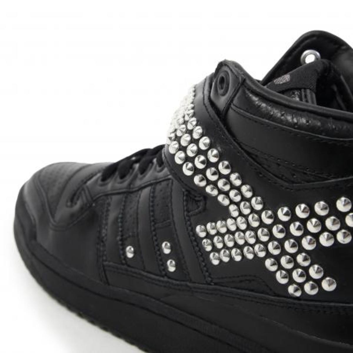FRM Mid Studded Black 6