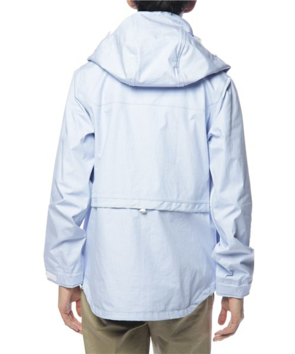 Mountain Parka Blue 2