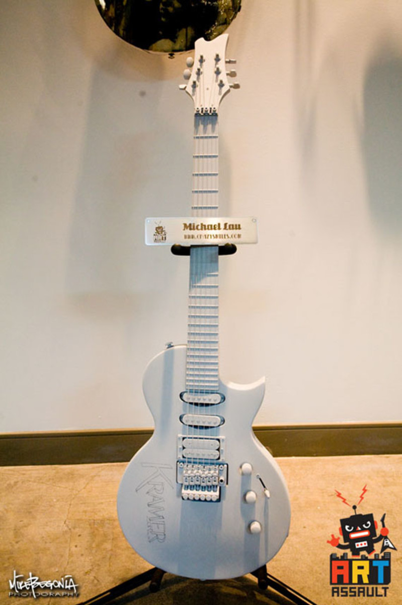 michael lau art assault guitar 1