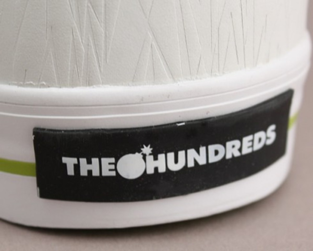 Gravis x The Hundreds - Lowdown Hi-Cut Sneaker - Back Box Edition