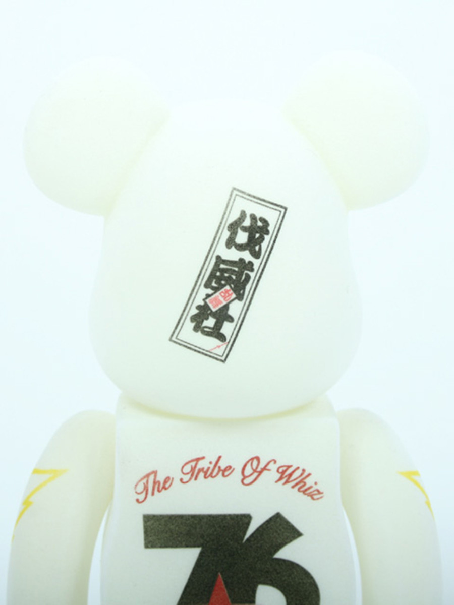 10th Anniversary Bearbrick 400 7