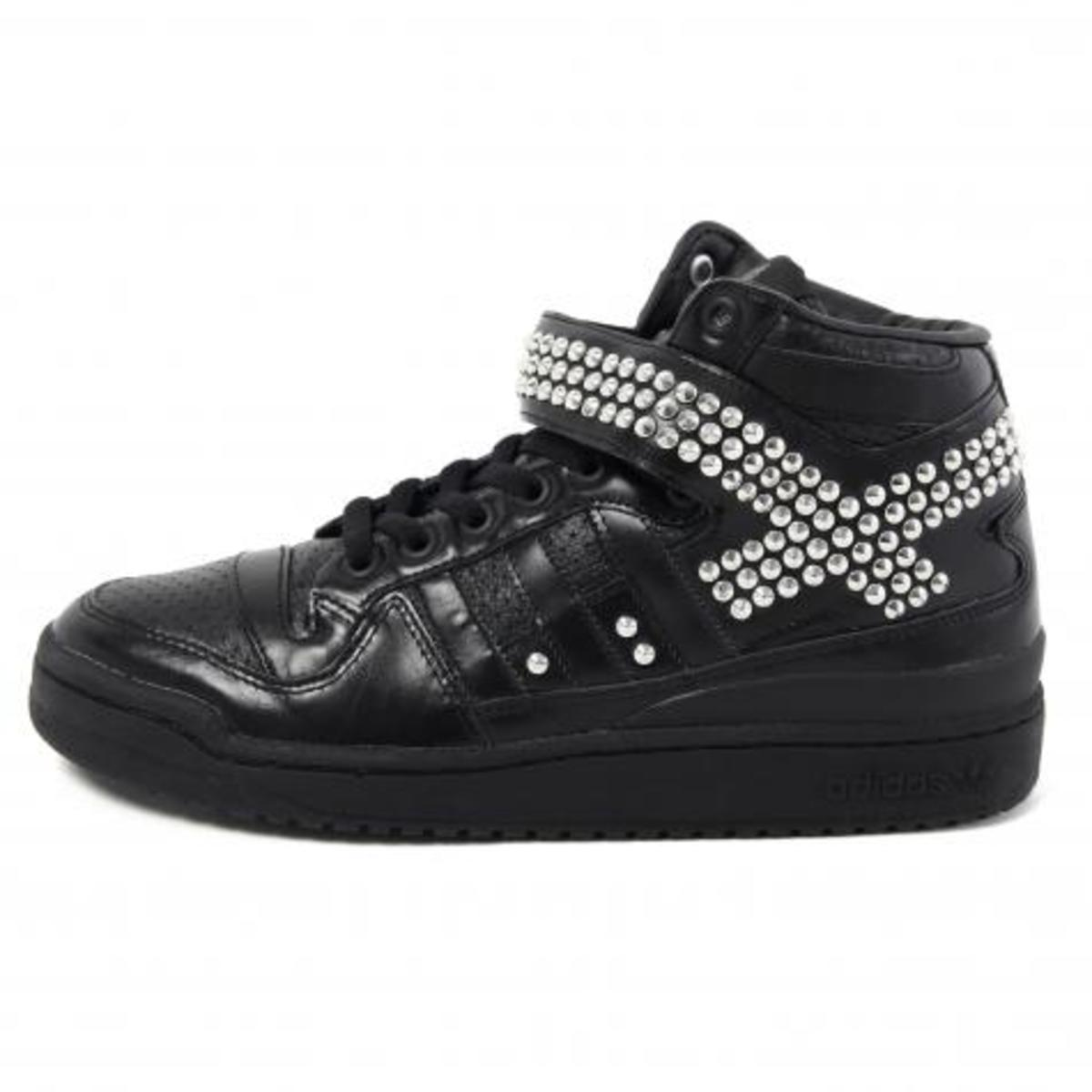 FRM Mid Studded Black 4