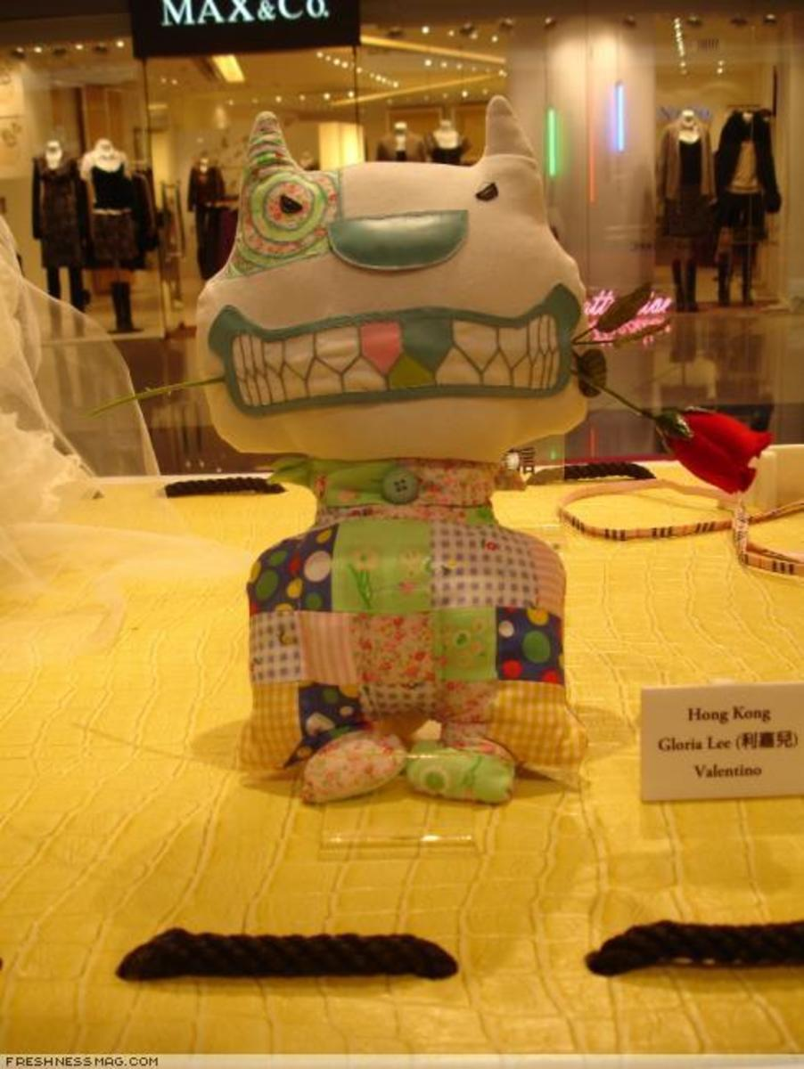 Little-Brooklyn Fashion Exhibition @ Hong Kong - 12
