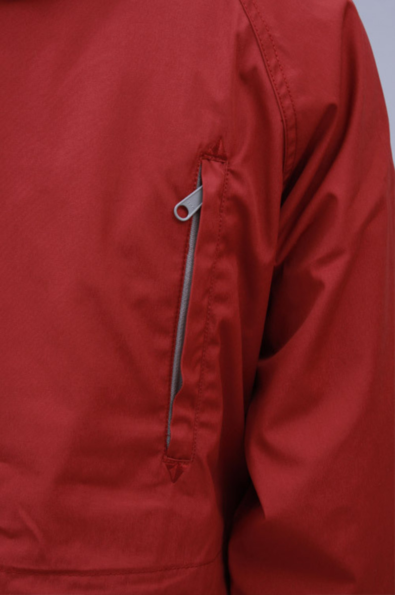 Mountain Parka Red 9