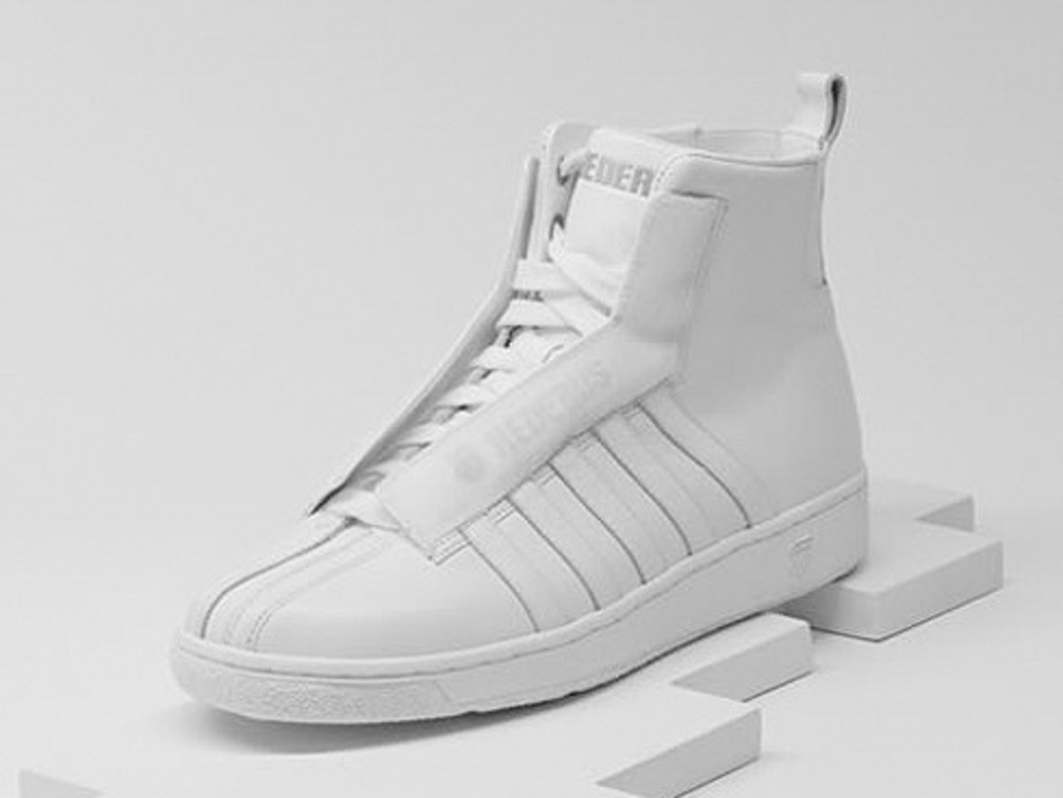 K-Swiss x Julia Hederus - Limited Edition Footwear Collection - High Blocks