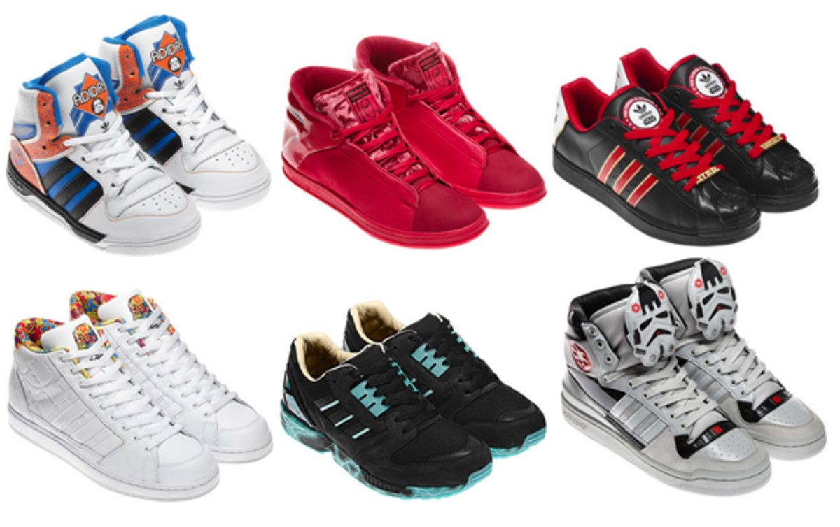 991948e546c Star Wars x adidas Originals – Spring Summer 2011 – Sneakers ...