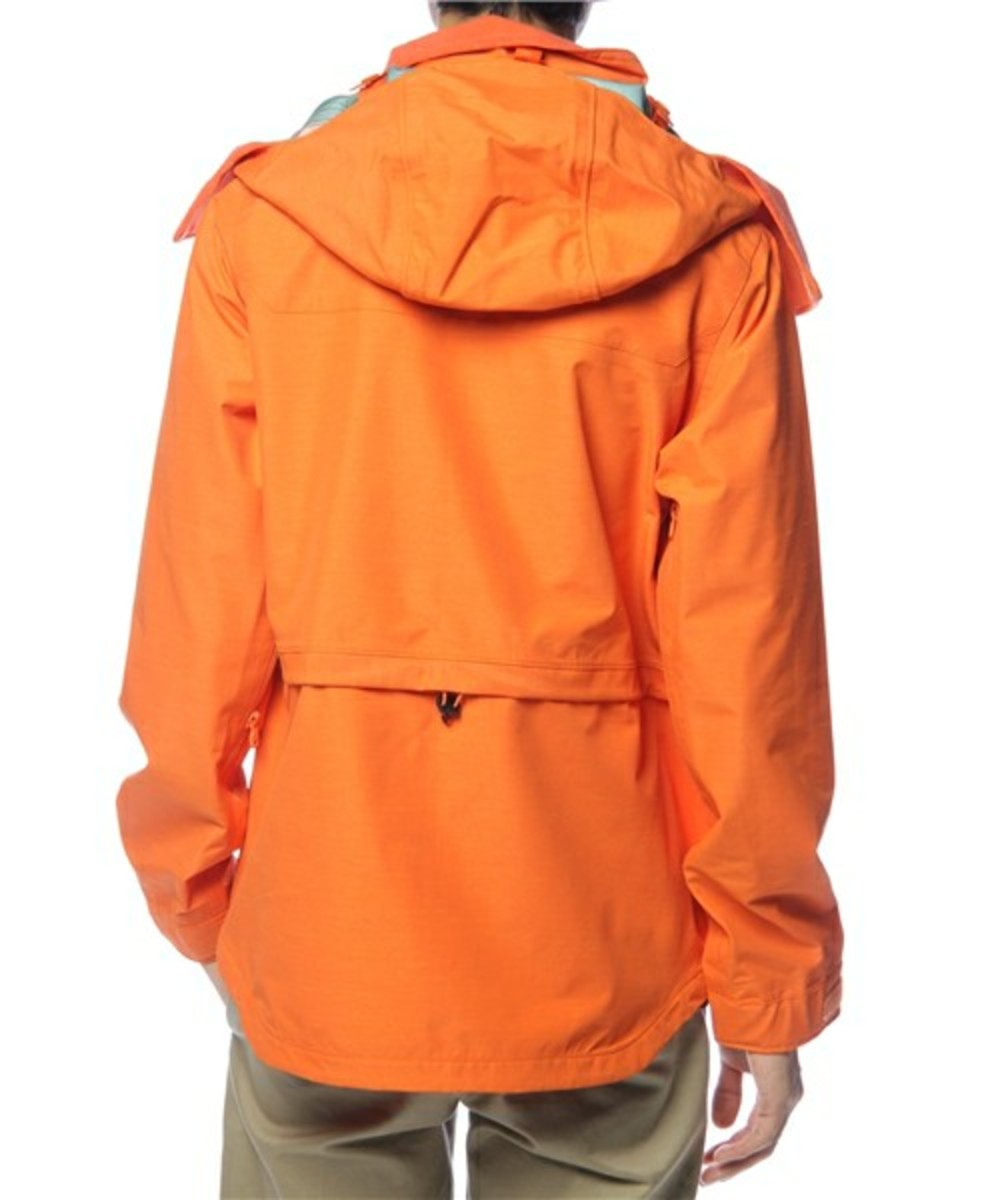 Mountain Parka Orange 3