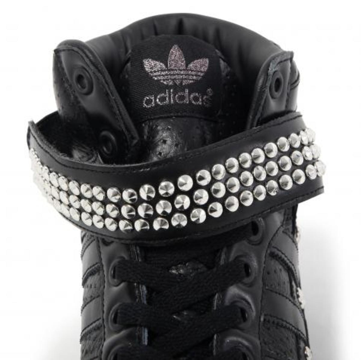FRM Mid Studded Black 3