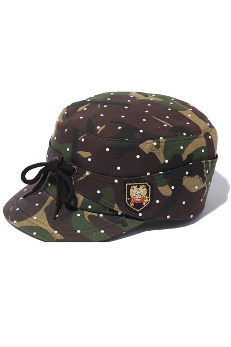 Dot Camo Hunter Cap