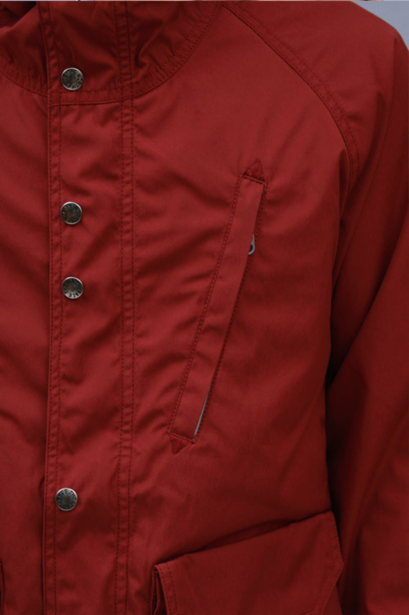 Mountain Parka Red 4