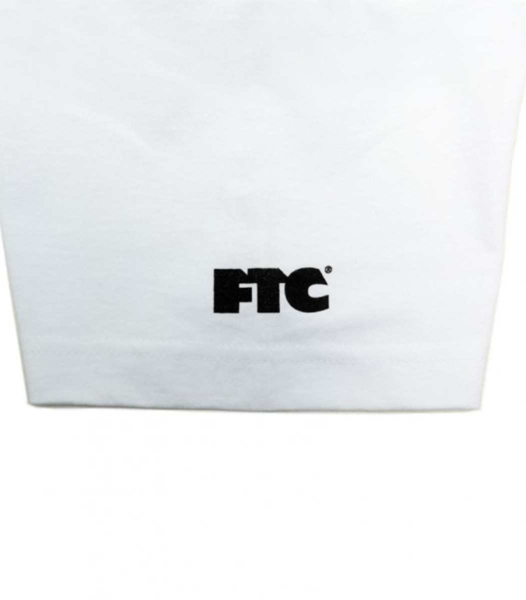 For The Hectic City T-Shirt White 3