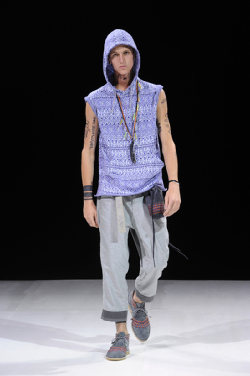 White Mountaineering – Spring/Summer 2011 Collection ...