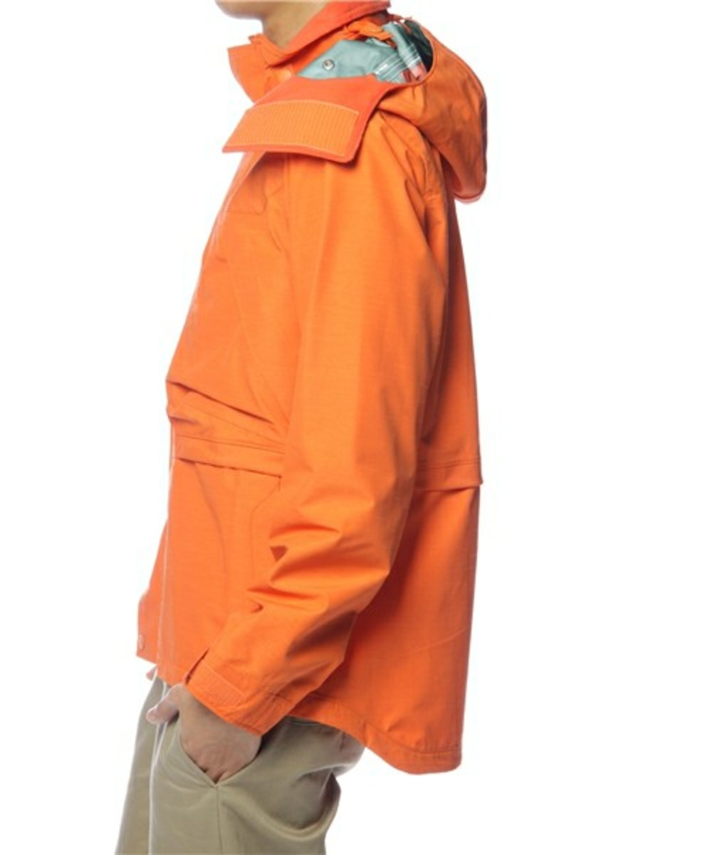 Mountain Parka Orange 2