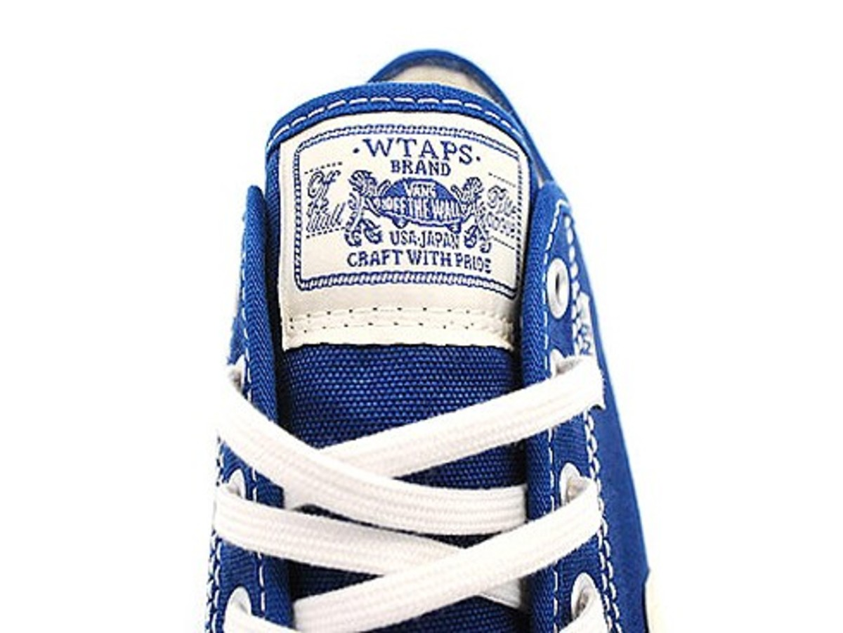 WTAPS x VANS Syndicate - Greaserz