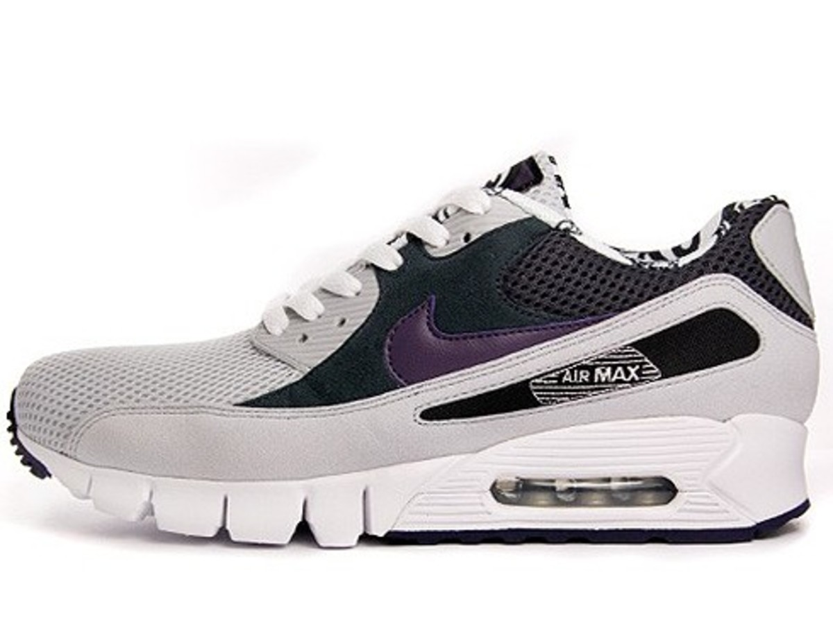 Nike Co-Lab - Air Max 90 Current - Integrated Story Pack - Hitomi Yokoyama