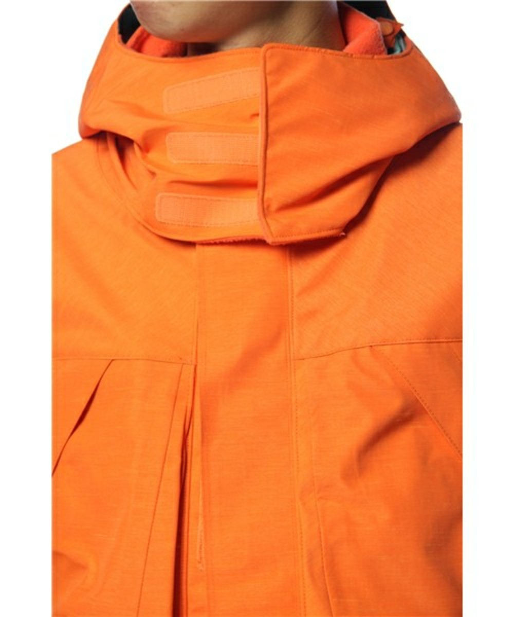 Mountain Parka Orange 5