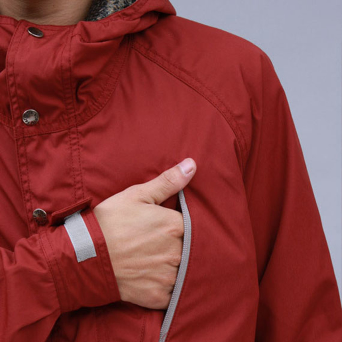 Mountain Parka Red 5