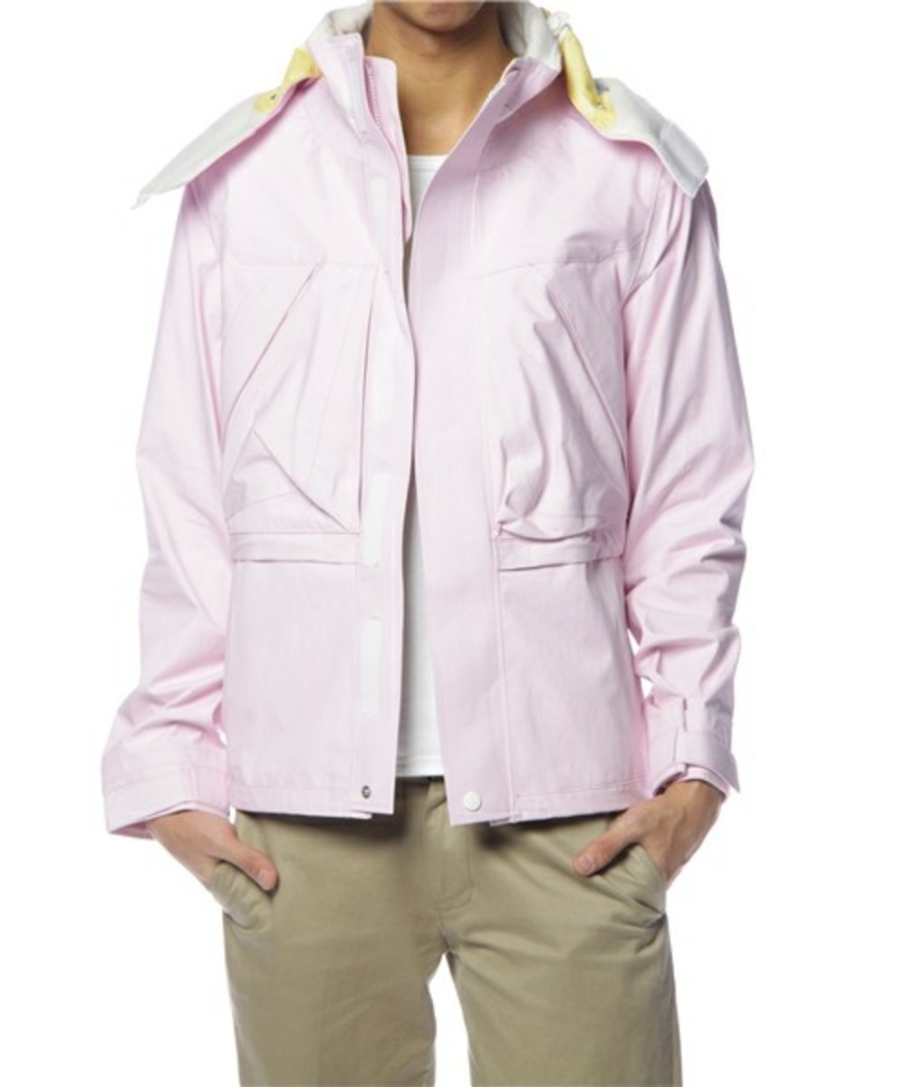 Mountain Parka Pink