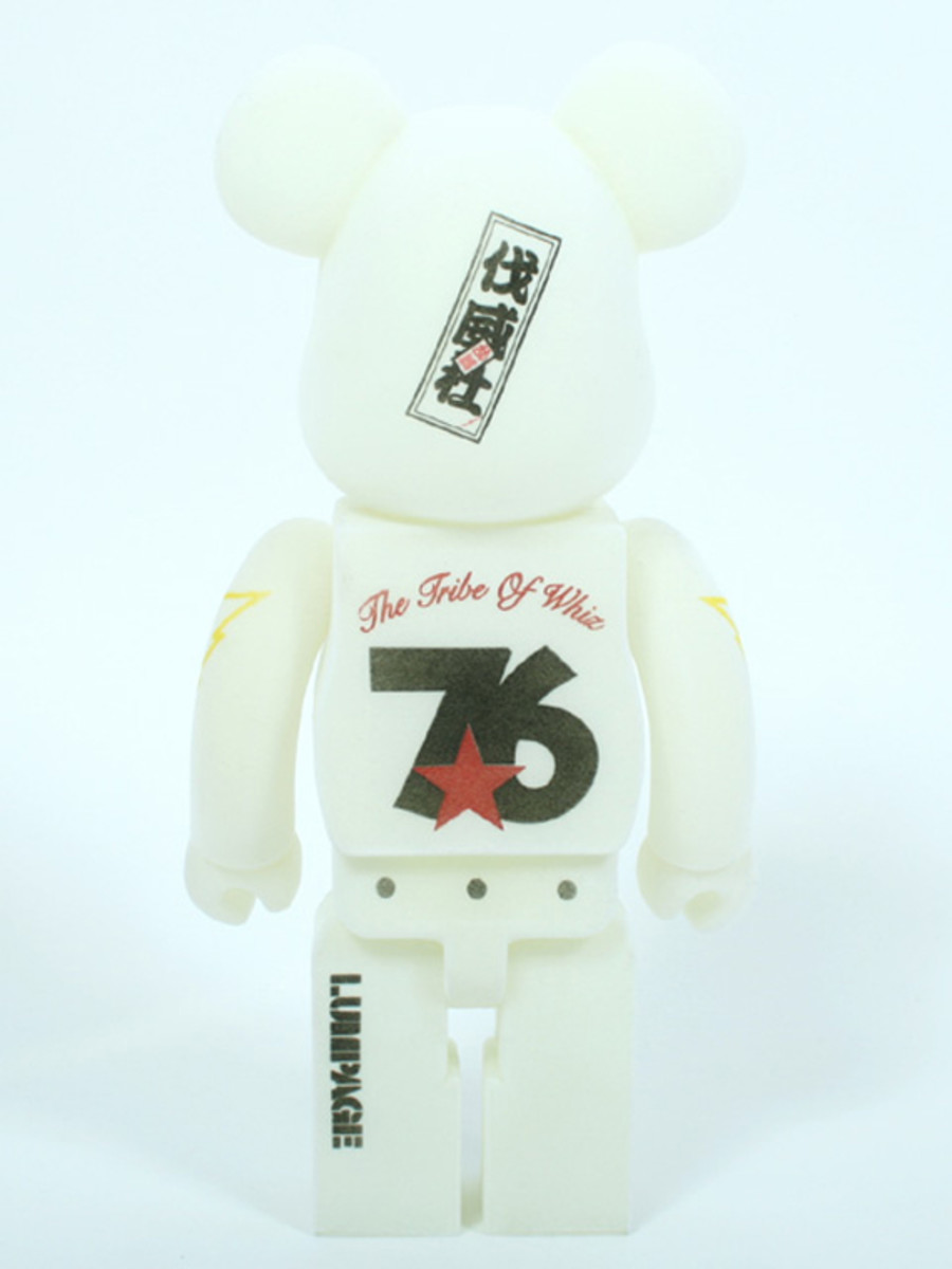 10th Anniversary Bearbrick 400 2