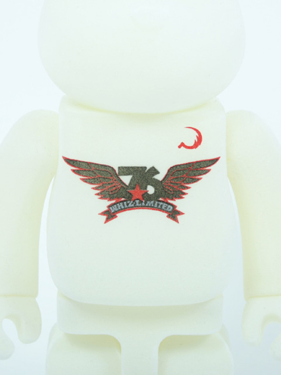 10th Anniversary Bearbrick 400 6