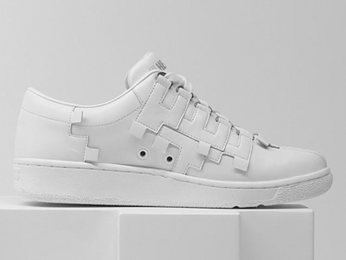 K-Swiss x Julia Hederus - Limited Edition Footwear Collection - Cubes