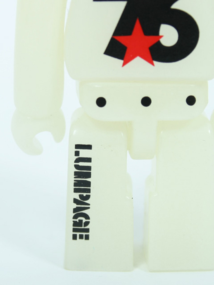 10th Anniversary Bearbrick 8