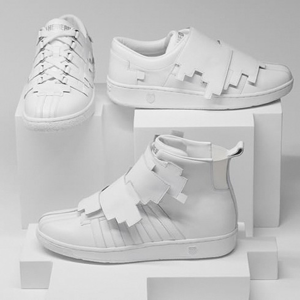 K-Swiss x Julia Hederus - Limited Edition Footwear Collection