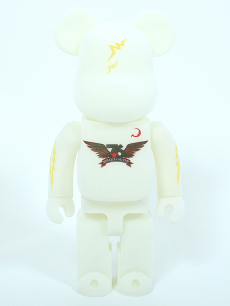 10th Anniversary Bearbrick 400