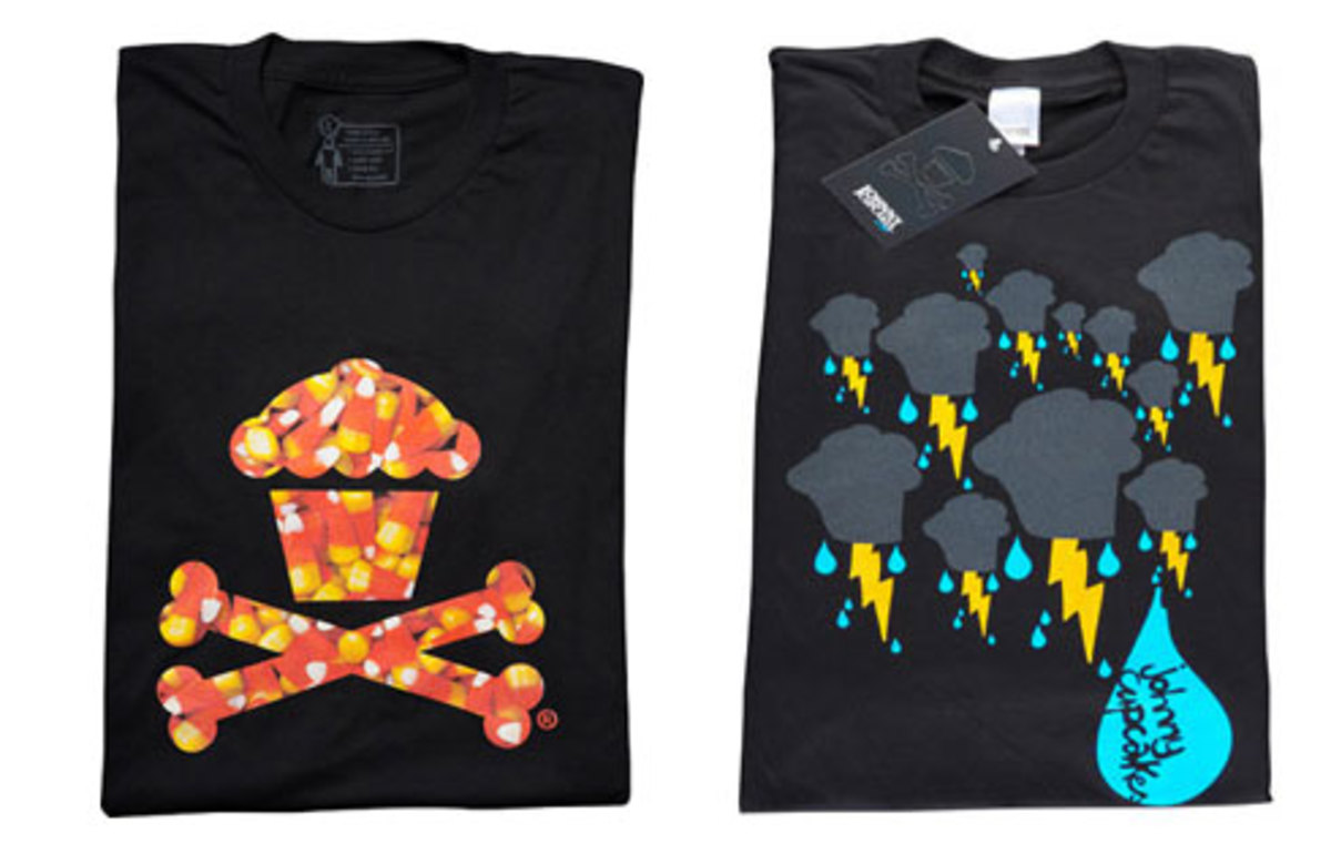 Johnny Cupcakes Limited Edition 'Creature' T-Shirts - 1