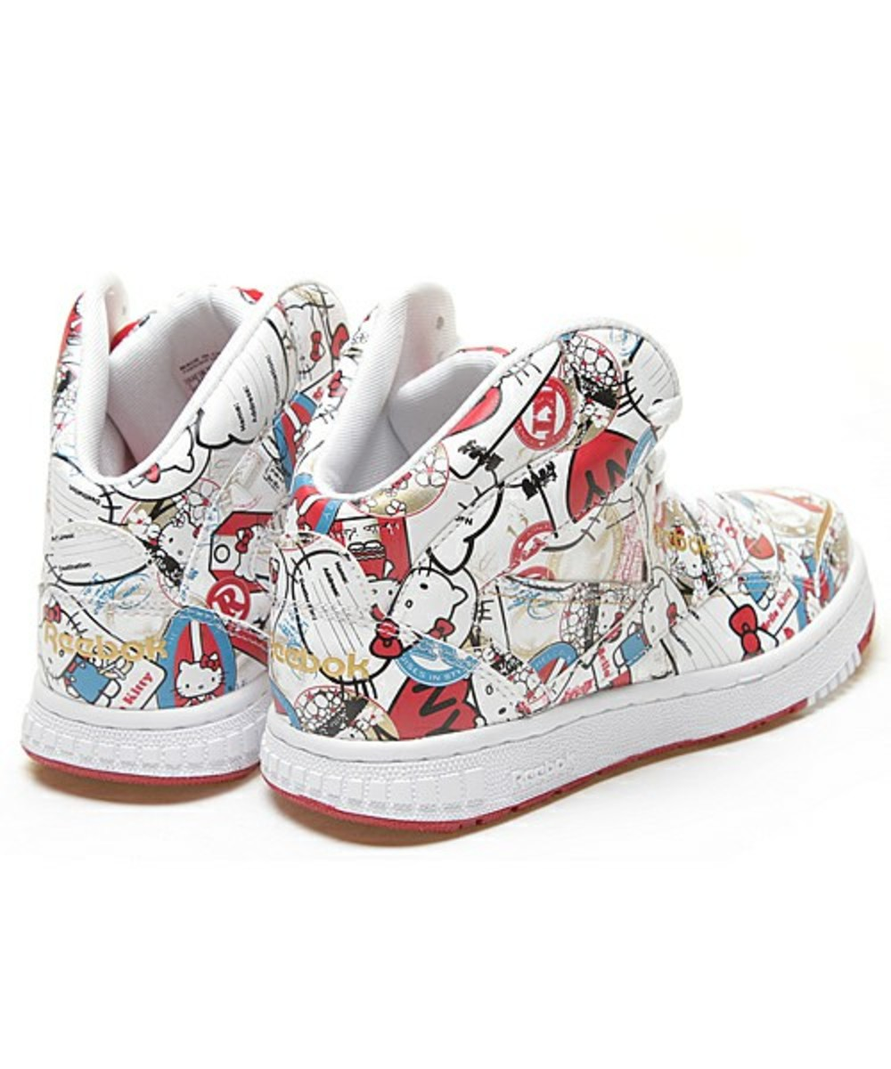 Hello Kitty x Reebok PT-20 INT 12