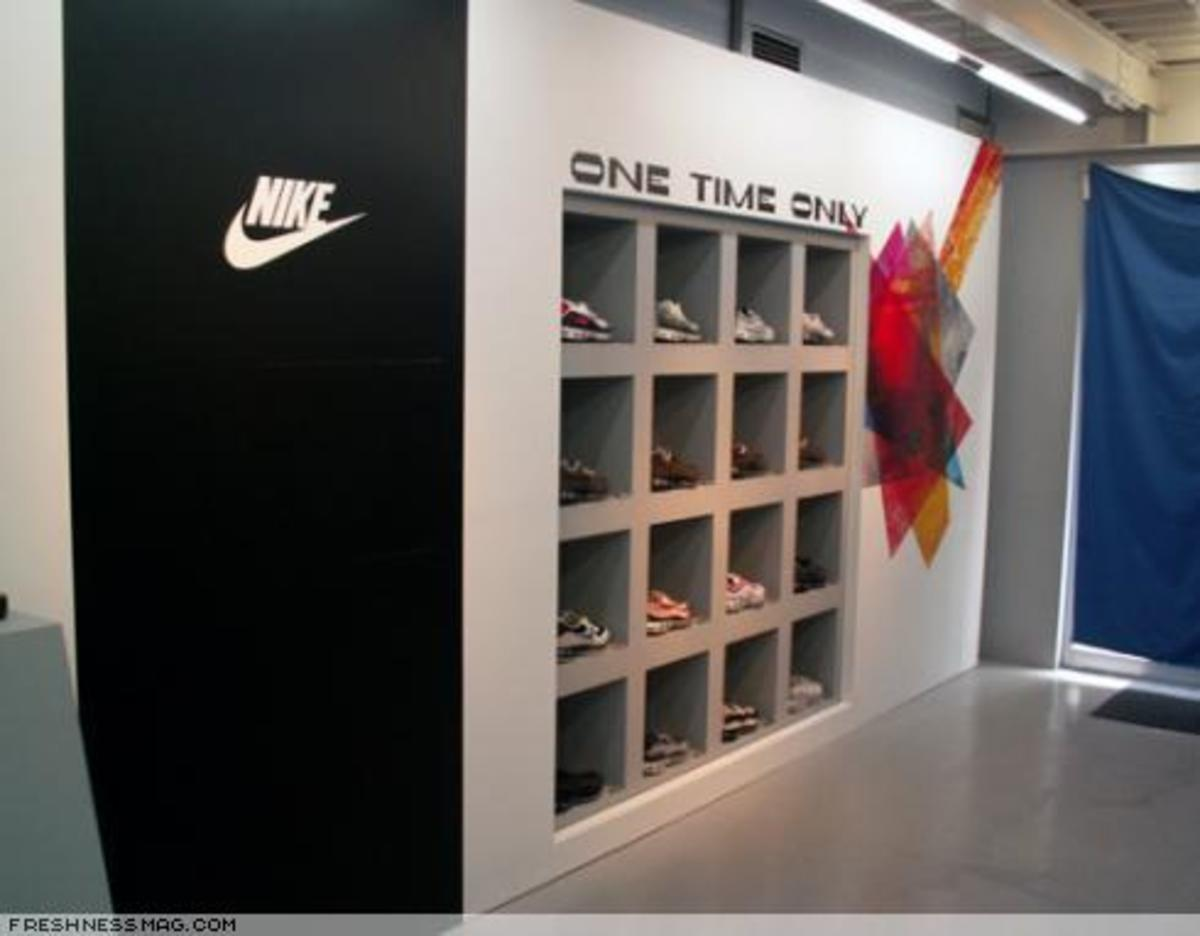 Nike One Time Only @ ATMOS Tokyo - 4