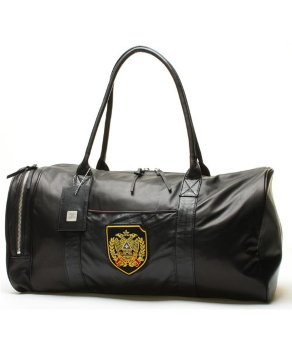 Training Boston Bag Black