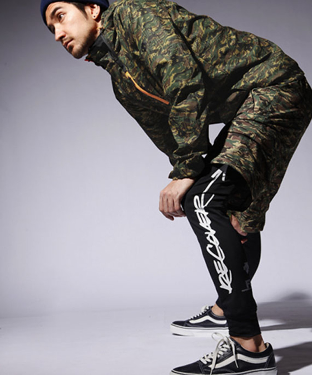 Futura Laboratories x Descente 2