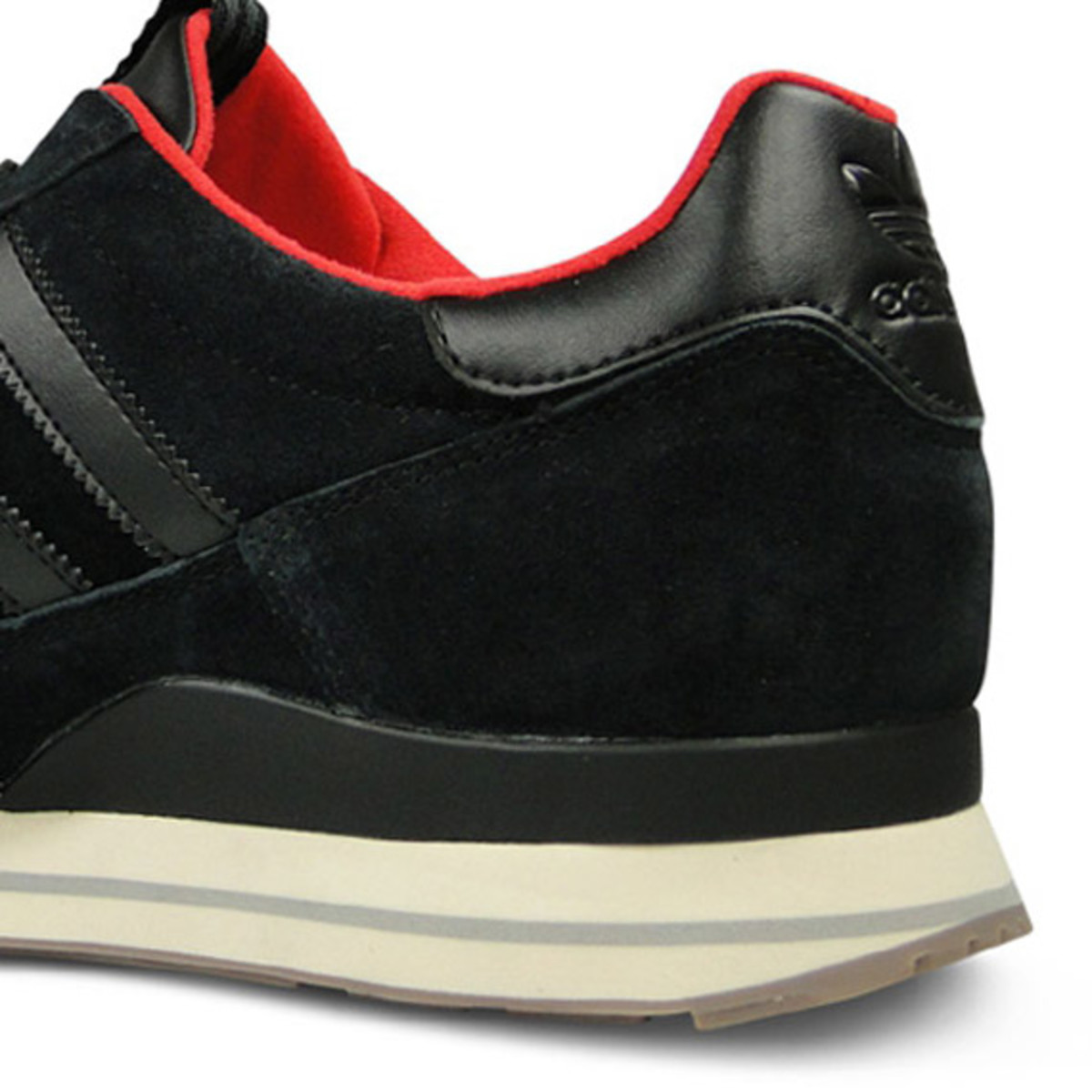 ZX500 Leather Black Off White 1