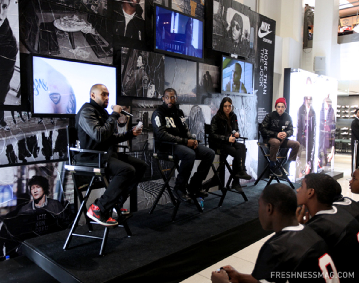 Nike Sportswear Presents   Darrelle Revis & The Destroyer | Event Recap