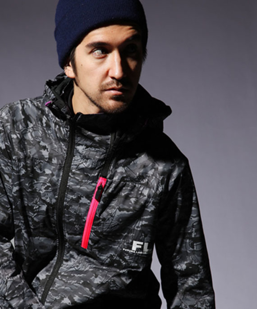 Futura Laboratories x Descente