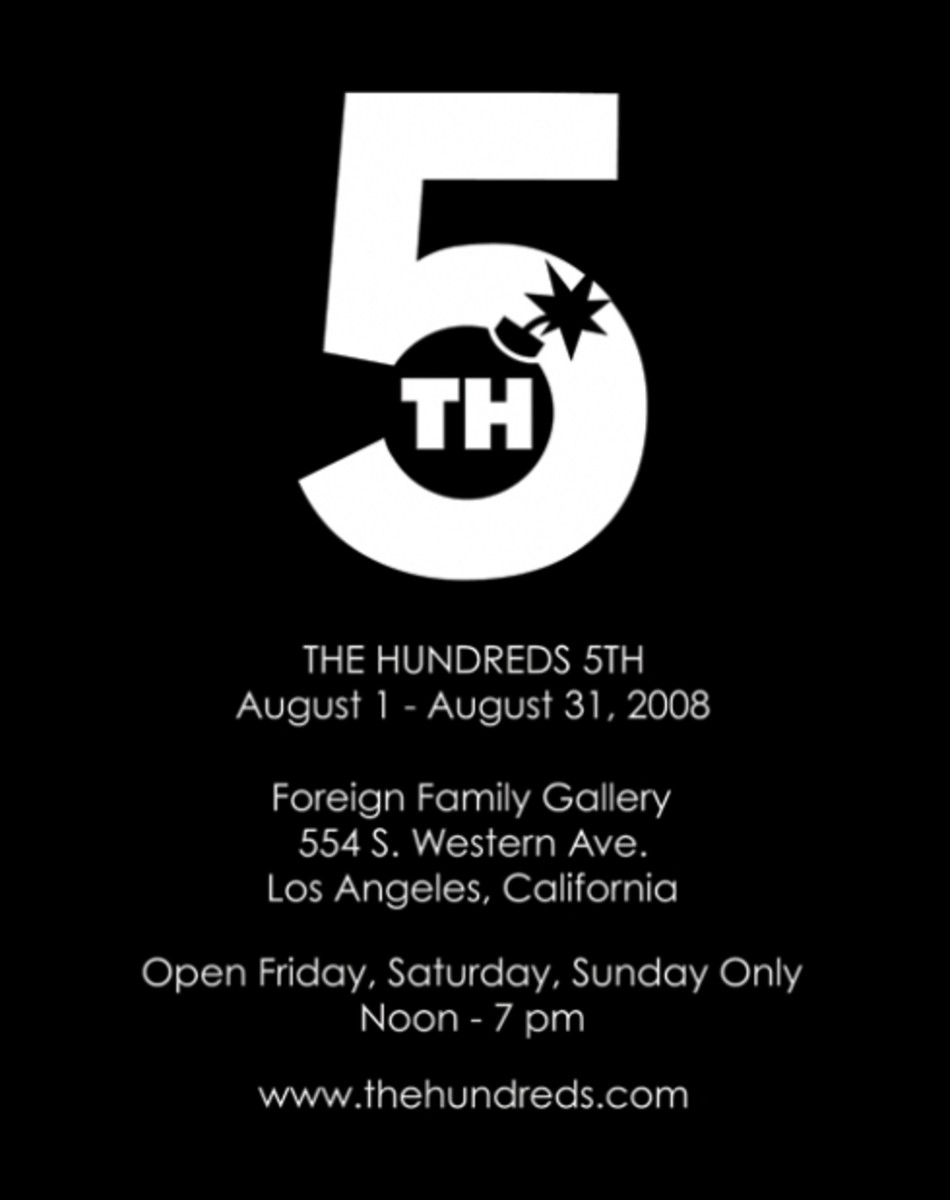 The Hundreds - 5th Anniversary Remix Collection - 9