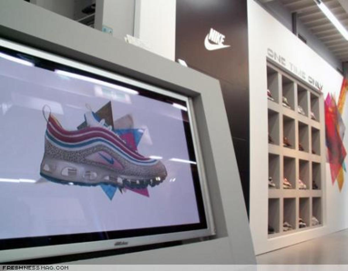 Nike One Time Only @ ATMOS Tokyo - 2