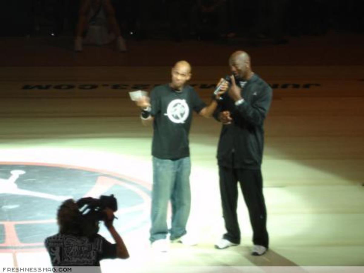 Michael Jordan + Tinker Hatfield - Paris + Berlin - 11