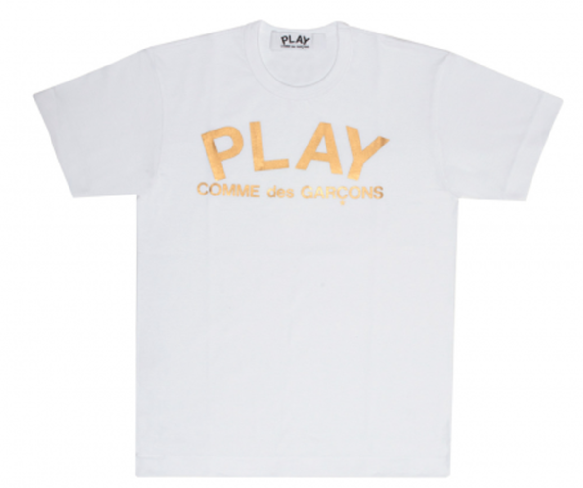 Play T-Shirt White 3